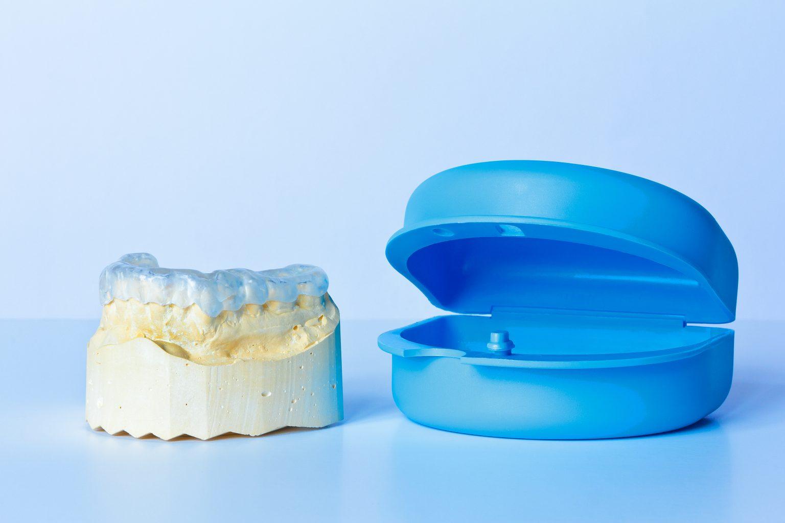 grind guard dental model case